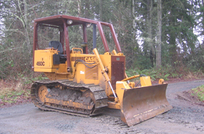 South Point Development Company is an excavating contractor which specializes in driveway grading & graveling, excavating & bulldozing, and sand & gravel delivery serving both Bainbridge Island and North Kitsap since 1991.